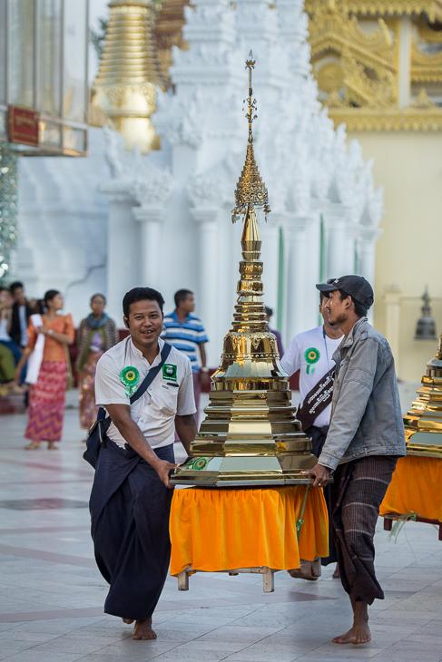 Przenosiny Ludzie Nikon D7200 AF-S Nikkor 70-200mm f/2.8G 0 Myanmar świątynia miejsce kultu wat tradycja religia turystyka rekreacja wolny czas