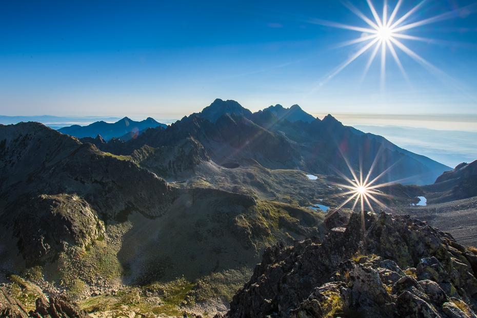 Tatry Nikon D7200 Sigma 10-20mm f/3.5 HSM górzyste formy terenu Góra niebo grzbiet pasmo górskie pustynia zamontuj scenerię średniogórze ranek atmosfera