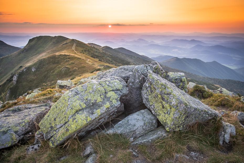 Mała Fatra 0 Mala Nikon D7200 Sigma 10-20mm f/3.5 HSM górzyste formy terenu Góra niebo pustynia grzbiet spadł skała średniogórze wzgórze ranek