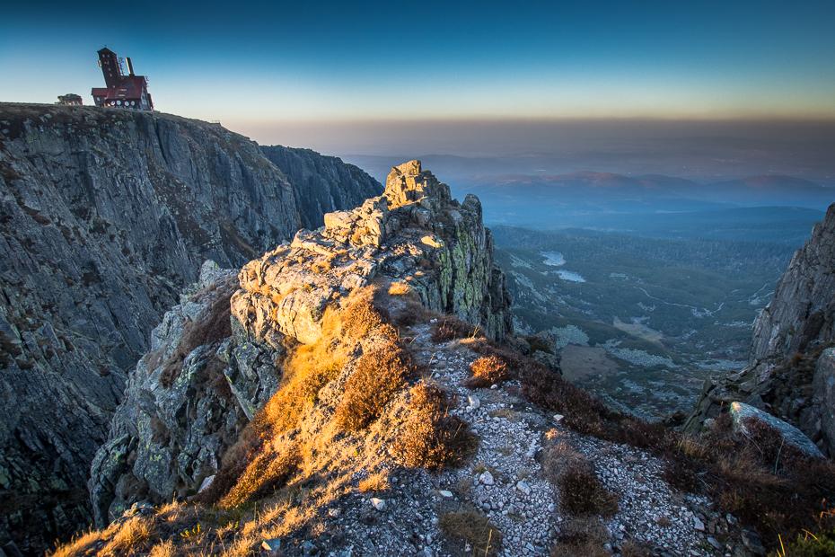 Karkonosze Nikon D7200 Sigma 10-20mm f/3.5 HSM niebo Góra górzyste formy terenu grzbiet pustynia skała spadł pasmo górskie teren średniogórze
