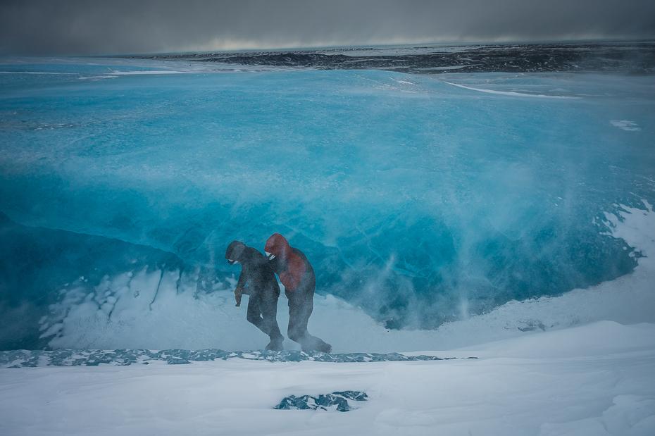 Lodowiec 0 Islandia Nikon Nikkor 24-70mm f/4 fala arktyczny ocean niebo woda fala wiatrowa boardsport zimowy Surfing sporty wodne powierzchniowe
