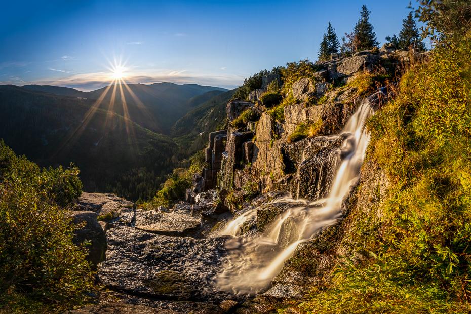 Wodospad Panczawski