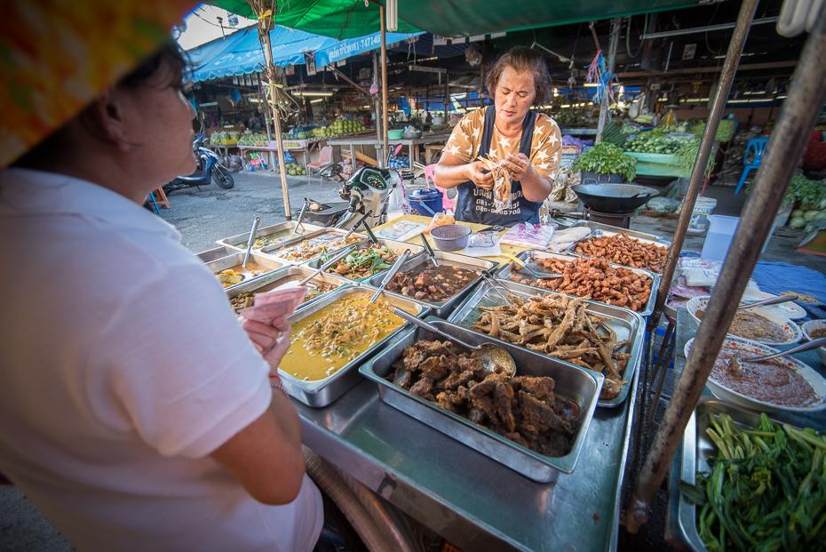 Zakupy Small business nikon d750 Sigma 15-30mm f/3.5-4.5 Aspherical Tajlandia 0 jedzenie uliczne jedzenie sprzedawca rynek produkować bazar kuchnia jako sposób gotowania żywność pochodzenia zwierzęcego