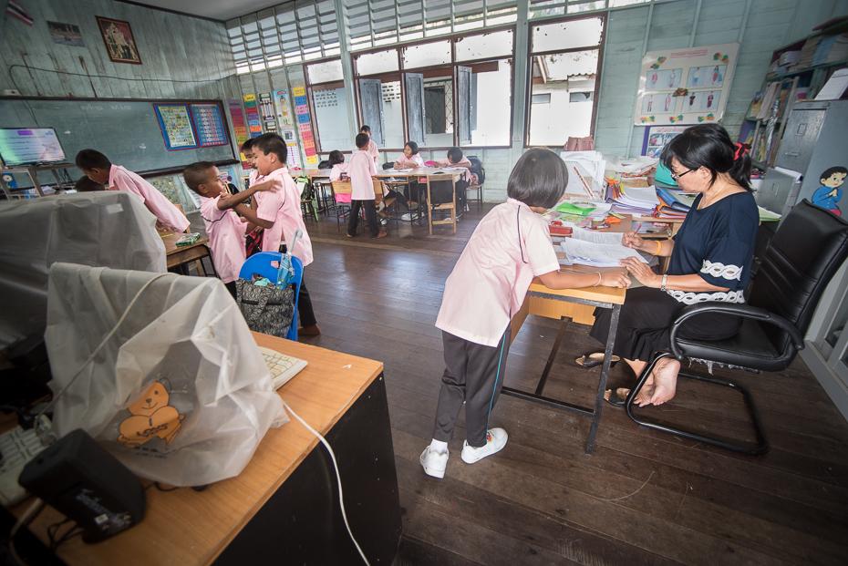 Szkoła wyspie Edukacja nikon d750 Sigma 15-30mm f/3.5-4.5 Aspherical Tajlandia 0 instytucja rekreacja