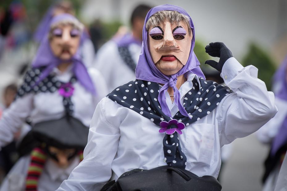 Teatr Karnawał Nikon D7200 AF-S Nikkor 70-200mm f/2.8G Teneryfa 0 fioletowy zdarzenie tradycja produkt zabawa wydarzenie publiczne karnawał kostium