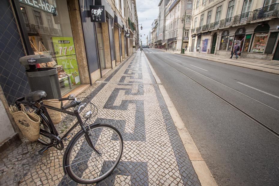 Lizbona Nikon D7200 Sigma 10-20mm f/3.5 HSM Portugalia 0 pojazd lądowy rower drogowy rower pas ruchu Droga obszar miejski ulica pojazd rodzaj transportu miasto