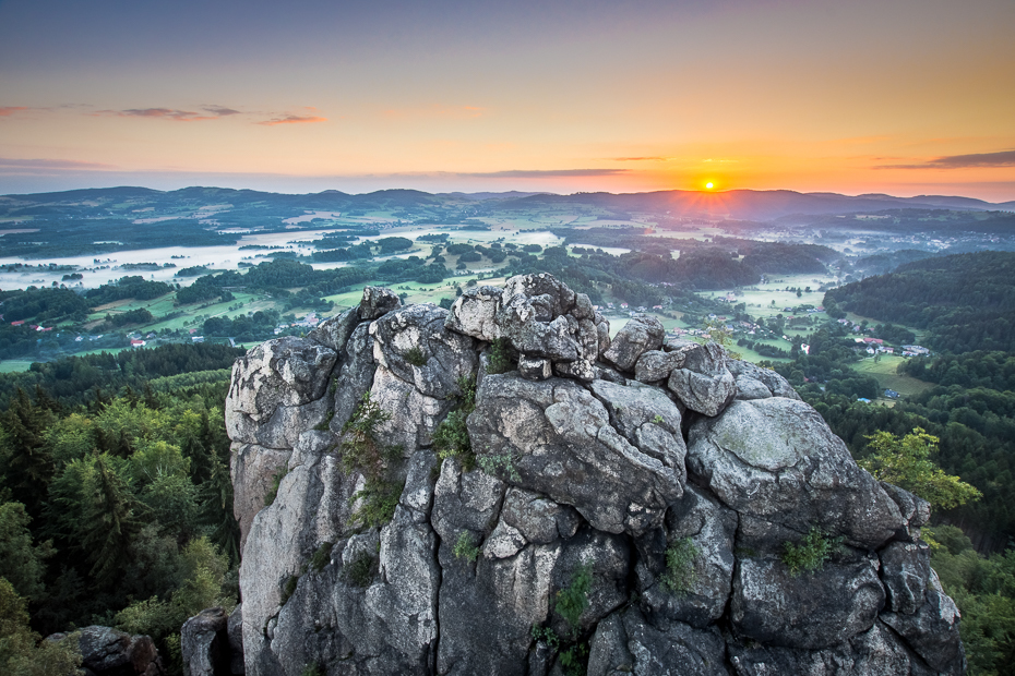 Widok Sokolika 0 Sokolik Nikon D7200 Sigma 10-20mm f/3.5 HSM niebo Góra skała górzyste formy terenu Chmura zamontuj scenerię drzewo ranek teren krajobraz