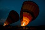 Napełnianie balonów