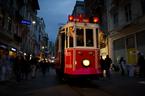 Zabytkowy tramwaj