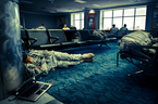 Lotnisko w Atlancie