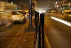 Ruch miejski nocą|escape