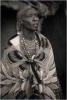 Masajska kobieta