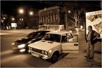 Taksi w Odessie