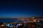 Agadir wieczorem
