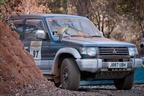 Team 97: Mitsubishi Pajero