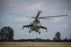 Lądowanie Mi-24|escape