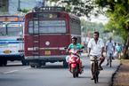 Poranny ruch uliczny