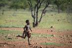 Chłopiec Himba