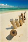 Zanzibarska plaża