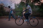 Rowerem przez Bamako